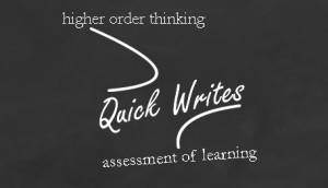 quick-writes