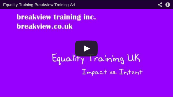 Equality Training