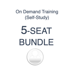 Sensitivity Training  Self-study  5-Seat bundle